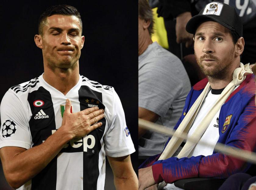 El clásico español se jugará sin Cristiano ni Messi