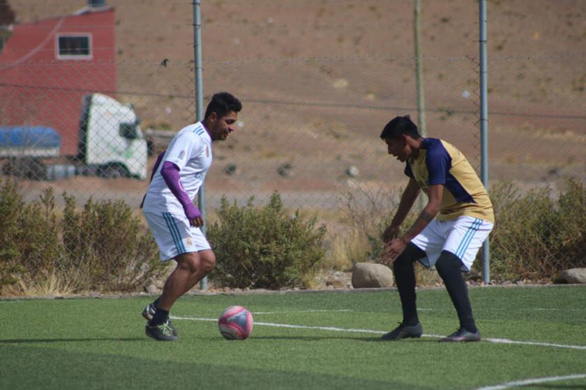 Rodrigo Ávila está listo para jugar