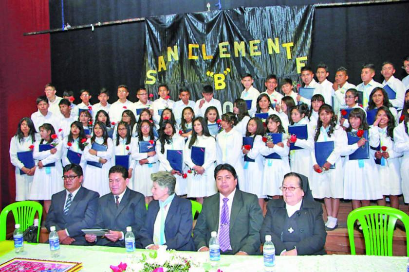 Prevén que Potosí tendrá más de 12.000 bachilleres en 2018