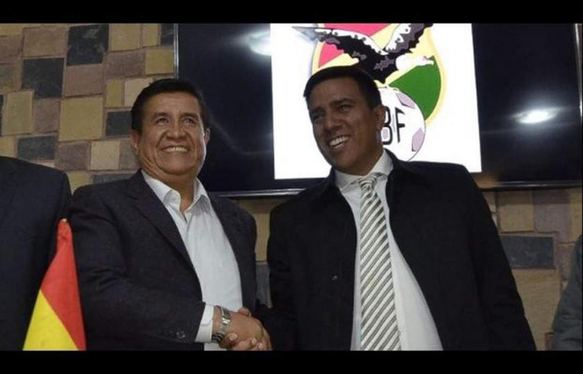 Salinas respalda la continuidad de Farías