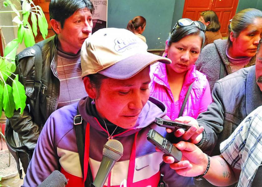 Feriafranquistas declaran por la toma de la Alcaldía