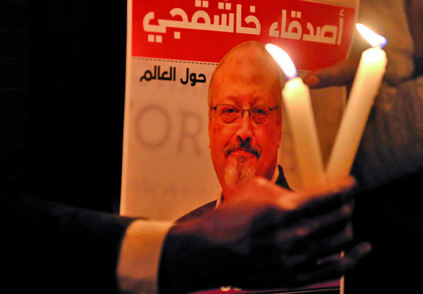 Fiscalía revela que el periodista saudí terminó descuartizado