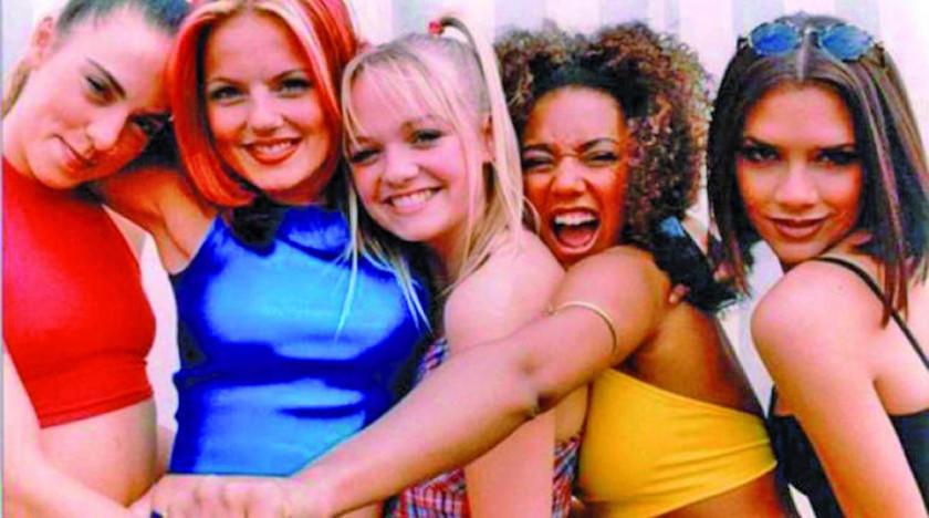 El grupo Spice Girls volverán a escenarios