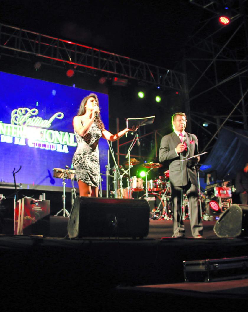 Alcaldía prepara el Festival Internacional de Cultura