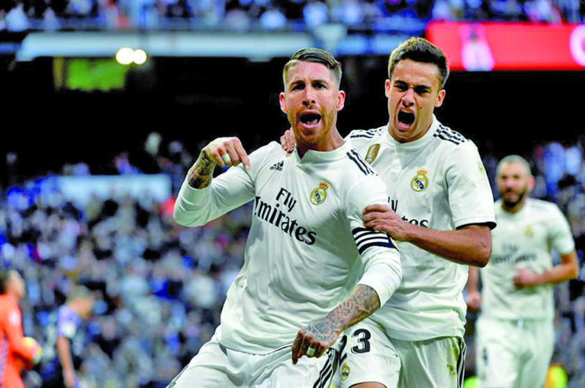 Real Madrid vence a Real Valladolid y sale de su sufrimiento en LaLiga Santander