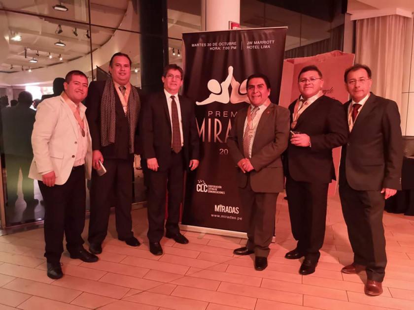 AM Travel recibe premio en Lima