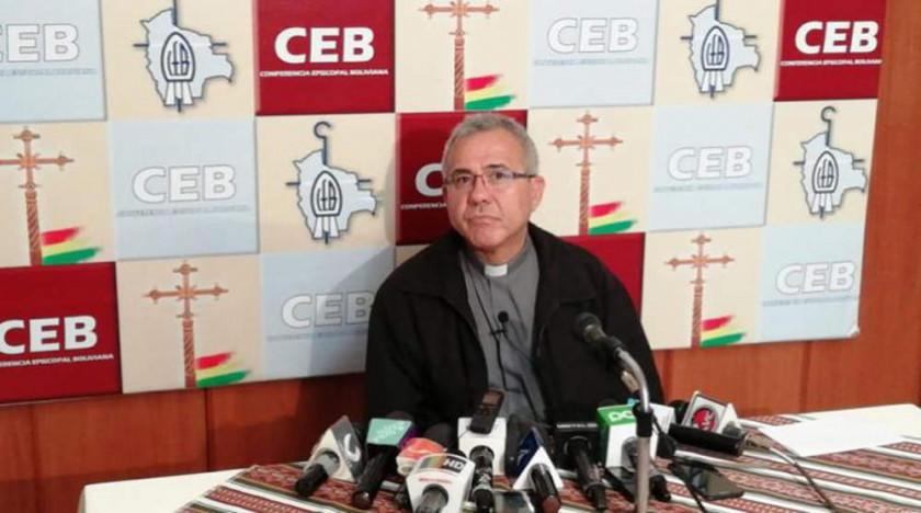 Obispos piden al TSE que el 8 de diciembre haga respetar el 21F