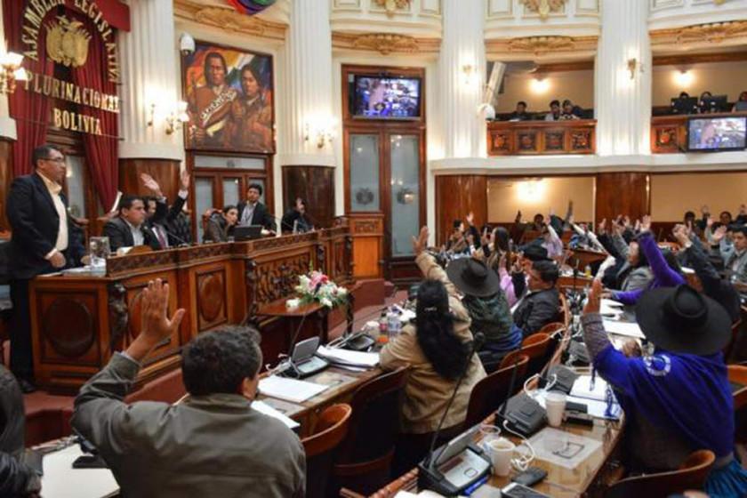 Diputados aprueba en grande proyecto de la Ley del Cine y los Audiovisuales