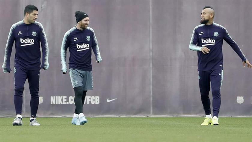 Barcelona quiere consolidarse en el liderato a costa de Real Betis