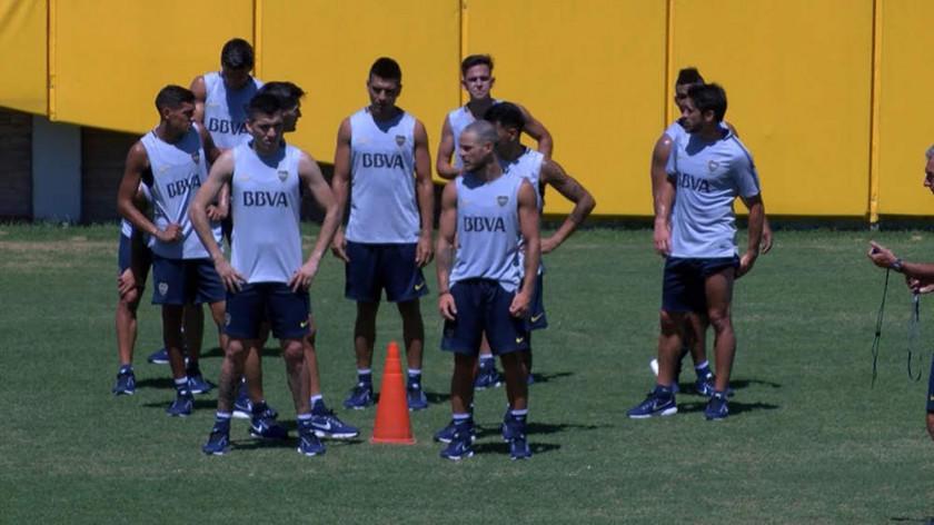 Boca y River retoman sus entrenamientos