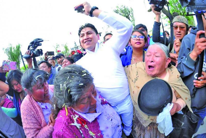 Caso Alexander: Jhiery Fernández solicita su libertad pura y simple