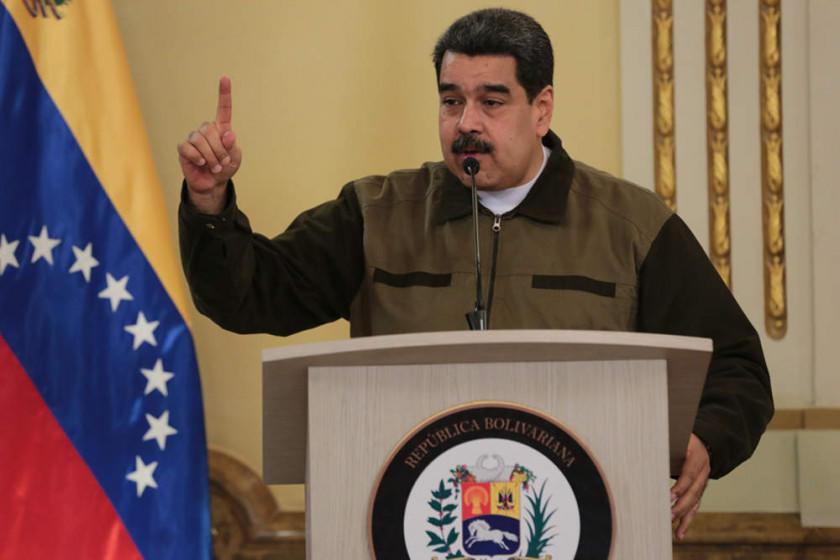 El Parlamento declara ilegal la presidencia de Nicolás Maduro