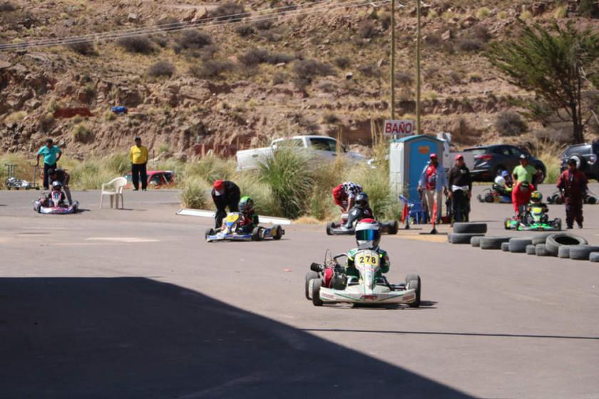 Potosí se queda sin la prueba Sudamericana de karting