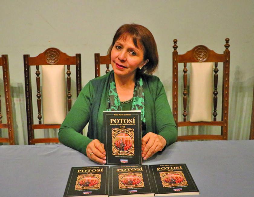 Sale la novela sobre el Virrey Morcillo