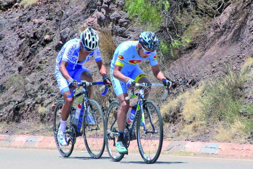 La FBC suspende la Vuelta  a Potosí de ciclismo