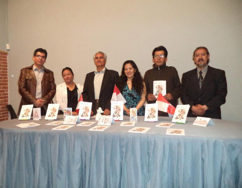 Red de Escritores presenta nuevo libro Potosí Poético