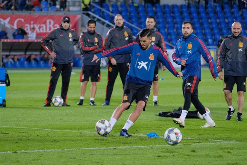 España despide el año con un amistoso ante Bosnia