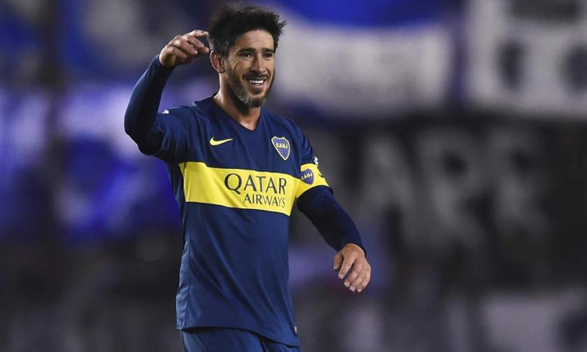 Pablo Pérez, un capitán temperamental que puso a marchar a todos en Boca Juniors
