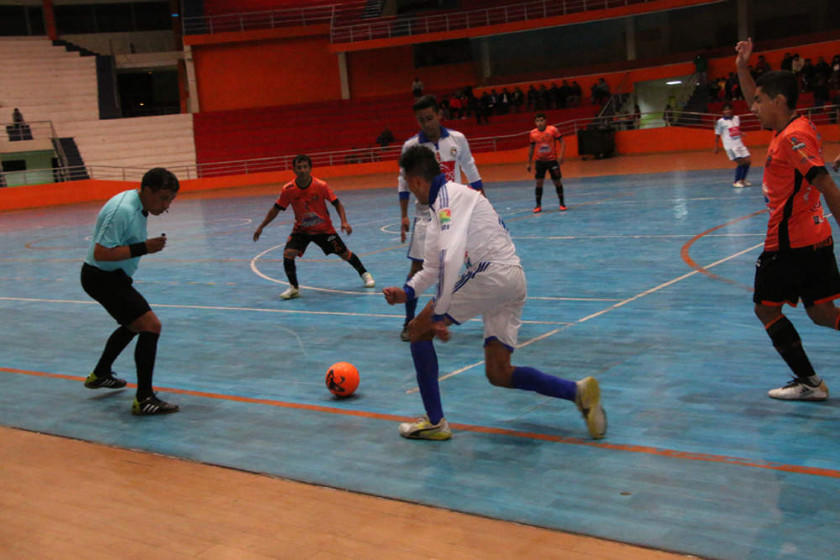 Potosí es sede del certamen nacional de fútbol de salón
