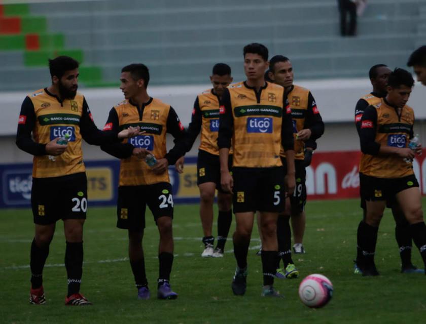 """Lilas y canarios no se darán tregua en el estadio """"Víctor Agustín Ugarte"""""""