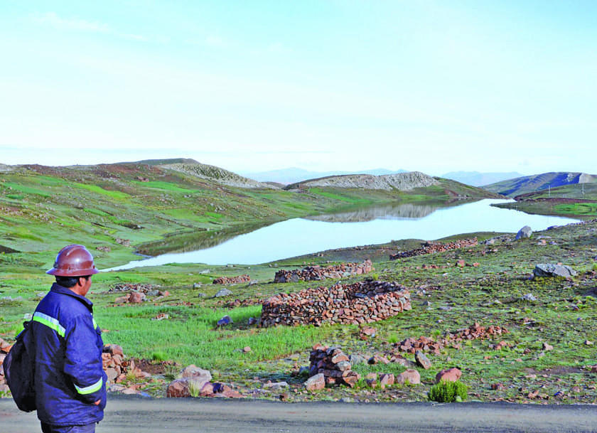 El Gobierno denuncia intento de fragmentar proyecto Mallku Khota