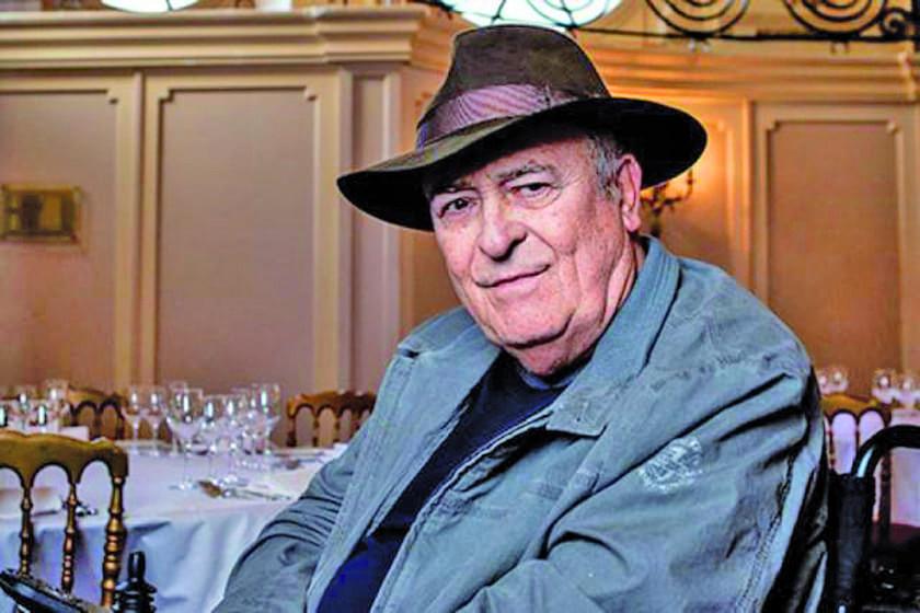 Fallece el cineasta Bernardo Bertolucci