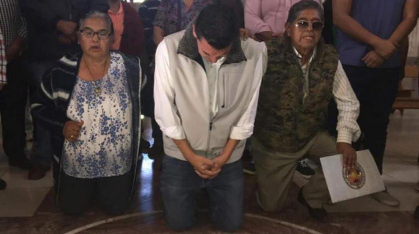 Cochabamba: Leyes recupera su libertad y vuelve a la silla edil
