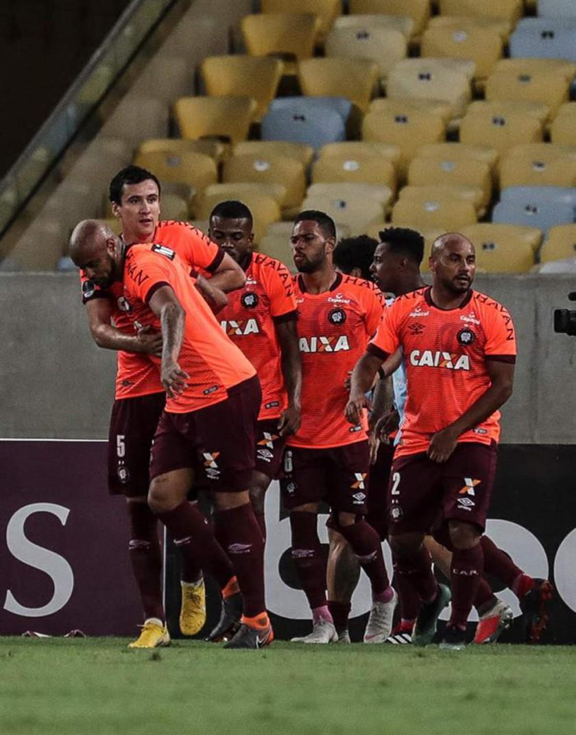Paranaense se mete en la final de la Sudamericana