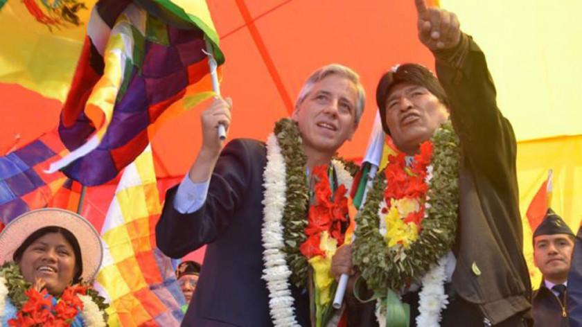 El TSE habilita al binomio Evo - Álvaro para las elecciones 2019