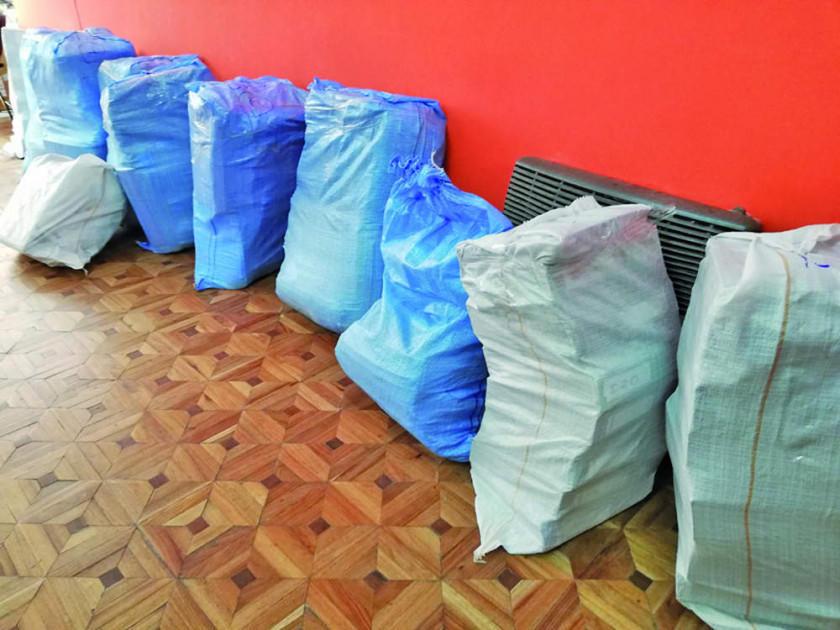 Abrirán los sacos de la documentación incautada en Uyuni