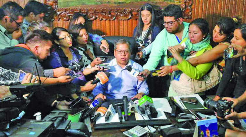Iván Tellería es el nuevo alcalde suplente que reemplazará a Leyes