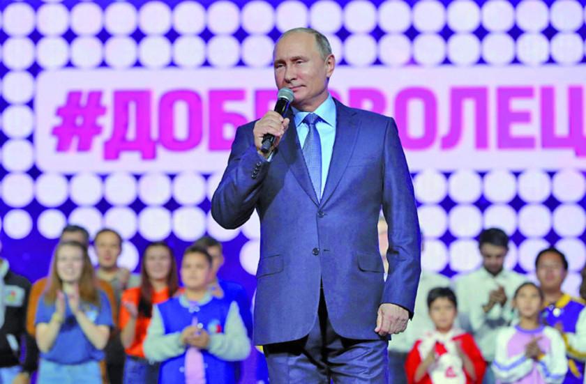 Putin dice que si EE.UU. fabrica misiles, Rusia también lo hará