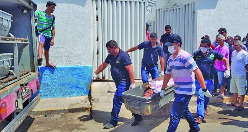 Tiroteo deja 12 personas muertas en un intento de asalto en Brasil