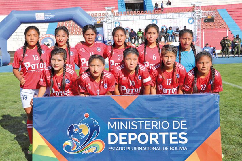 Selección potosina gana a  La Paz por la Copa Bolivia