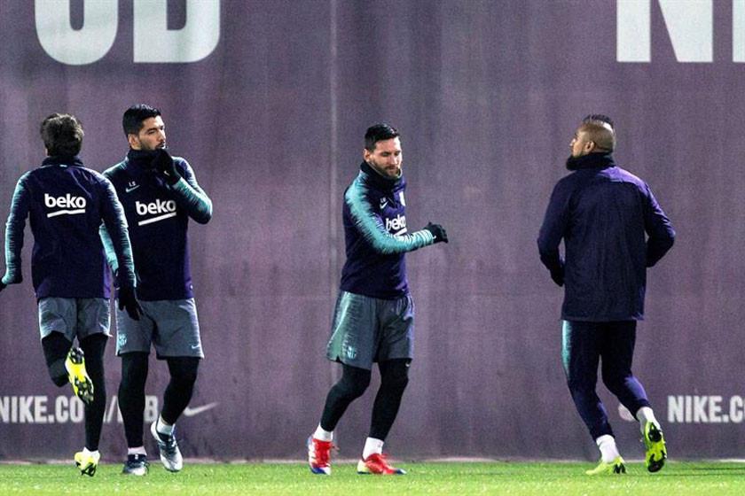 Barcelona busca un triunfo ante Tottenham