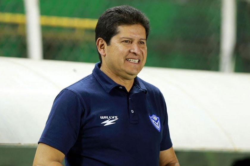 "Eduardo Villegas: ""vamos paso a paso"""
