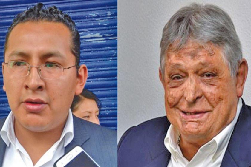 Techo de paja vincula a Paz Zamora en narcotráfico y a Dircabi en ilícitos