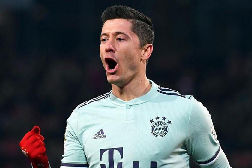 Bayern Múnich golea 4-0 a Hannover 96