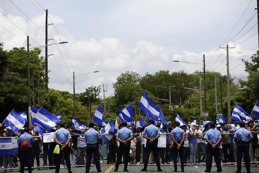 Llaman a un nuevo paro y exigen la salida de Ortega en Nicaragua