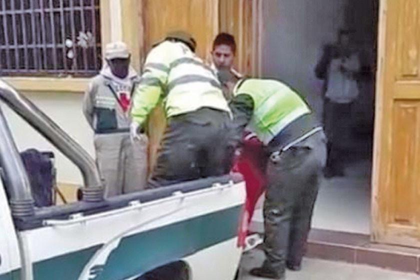 Una familia hincha de San José muere