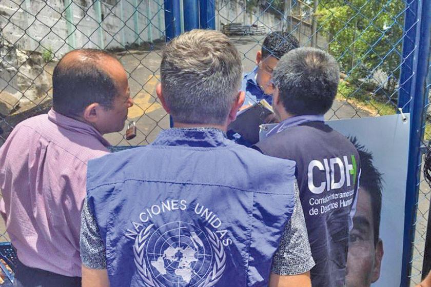 Ortega cancela presencia del Meseni, de la CIDH, y expertos internacionales