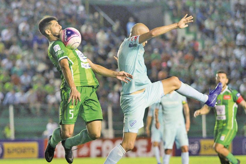 Oriente clasifica a la Copa Sudamericana