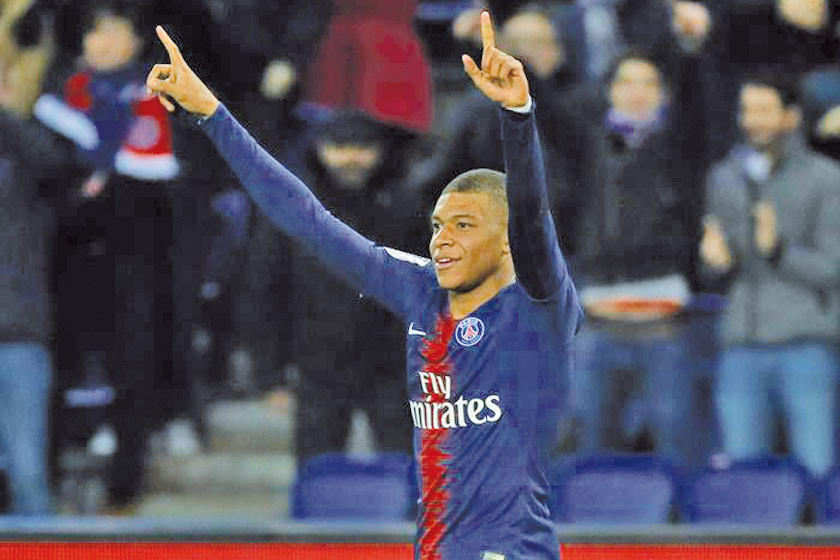 Mbappé, elegido mejor jugador francés de 2018