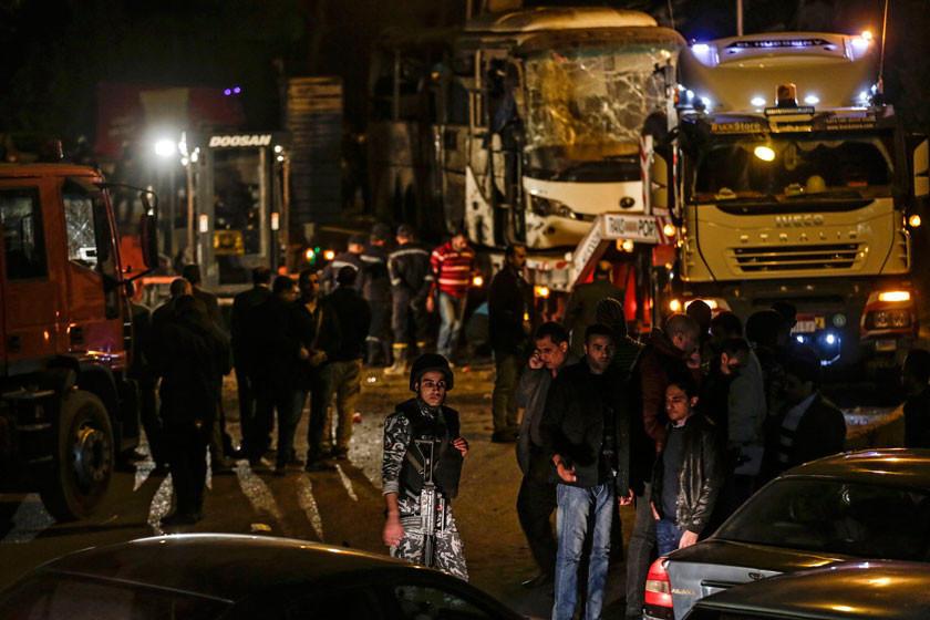 Gobierno de Egipto afirma que  mató a 40 supuestos terroristas