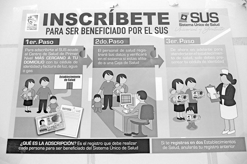 El 2 de enero comienza registro de beneficiarios del SUS en el municipio