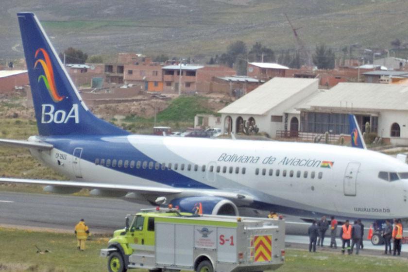 Funcionario de Aasana es echado y procesado por inviabilizar vuelo