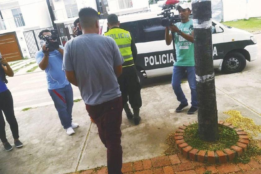 Encarcelan a un sereno que choca una camioneta oficial