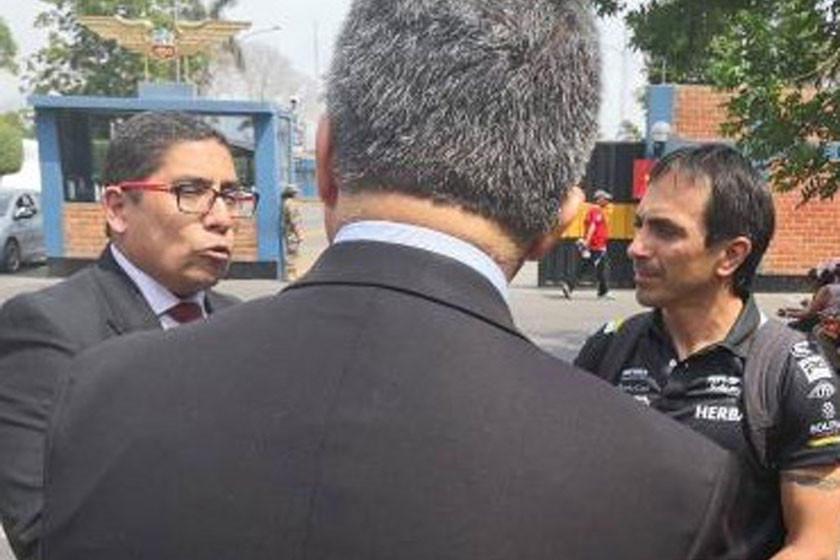 El piloto boliviano demanda por discriminación a la ASO