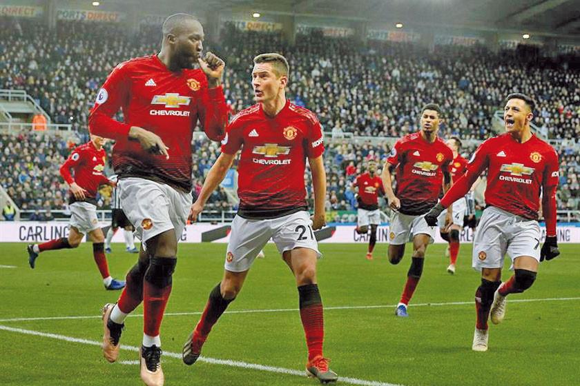 Manchester United logra su quinta victoria consecutiva