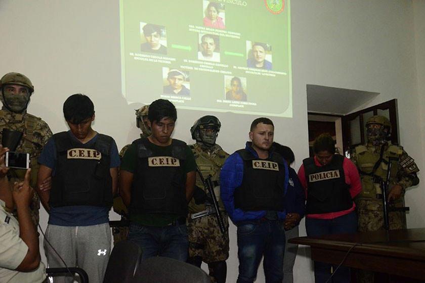 Declaración de chileno confirma que su secuestro fue por deuda de droga